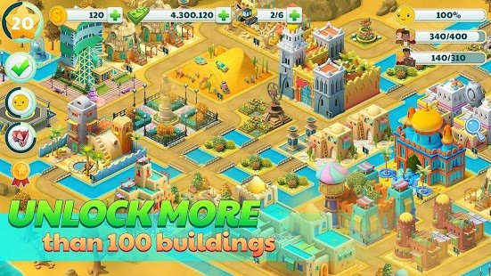 Screenshot Town City - Village Building Sim Paradise Game