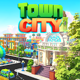 Icon Town City - Village Building Sim Paradise Game