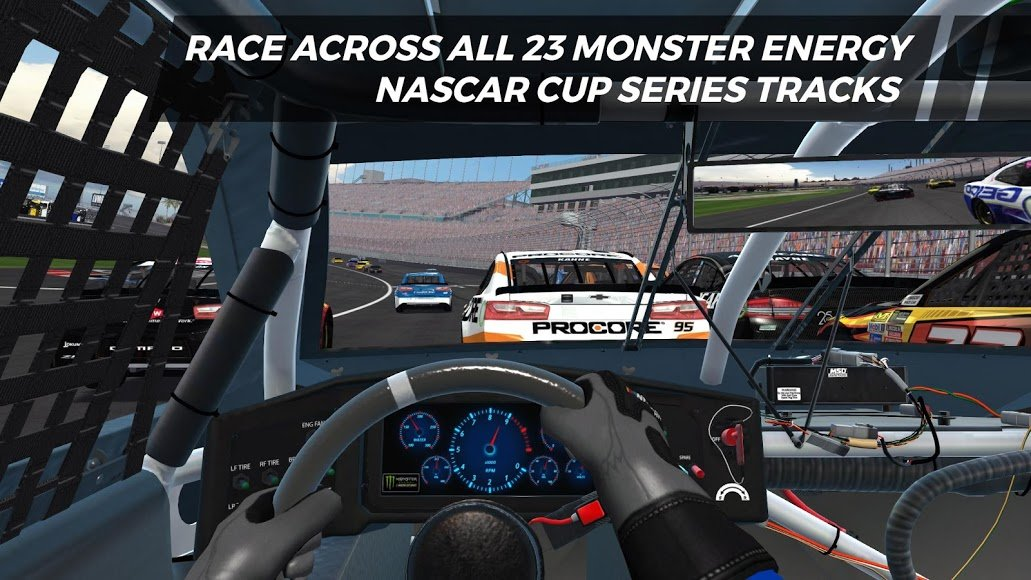 can you download nascar heat 3 on ps4