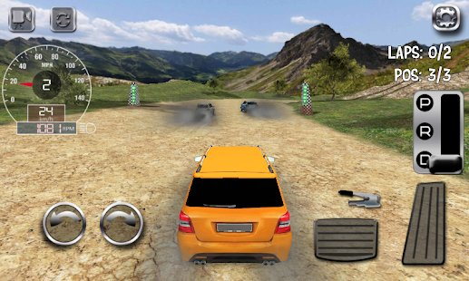 Screenshot 4x4 Off-Road Rally 7