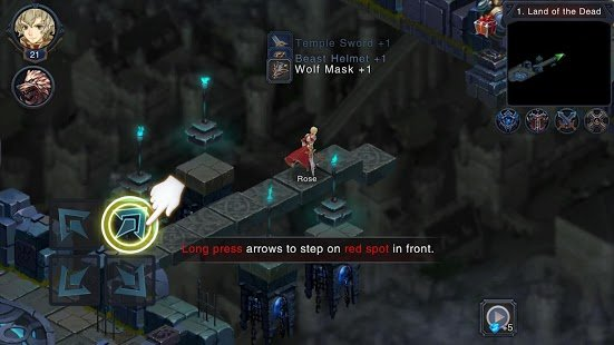 Screenshot Castle Legend3: City of Eternity