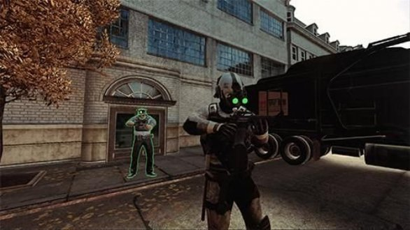 Screenshot PAYDAY: Crime War