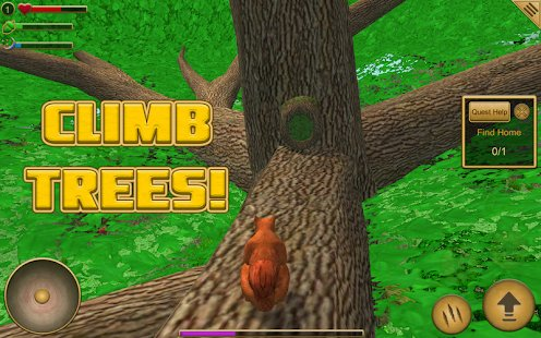 Screenshot Squirrel Simulator