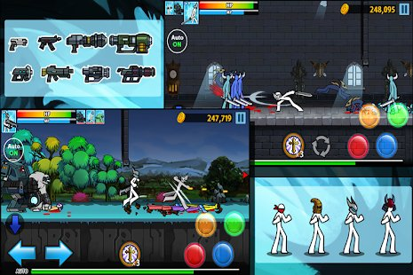 Screenshot Anger Of Stick 4