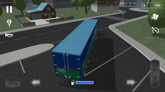 Screenshot Cargo Transport Simulator
