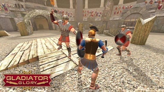 Screenshot Gladiator Glory