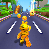 Icon Garfield Rush