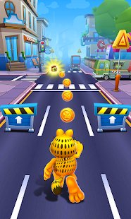Screenshot Garfield Rush