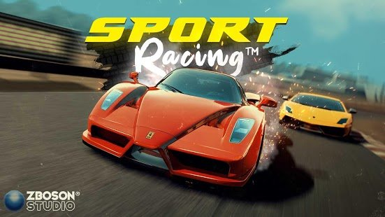 Screenshot Sport Racing