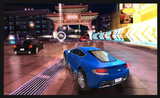 Screenshot Asphalt 7: Heat