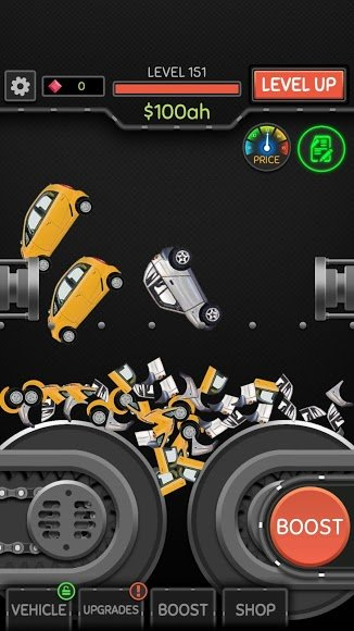 Download Idle Car Crusher MOD Money 1.0.24 APK for Android