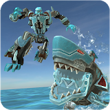 Icon Robot Shark