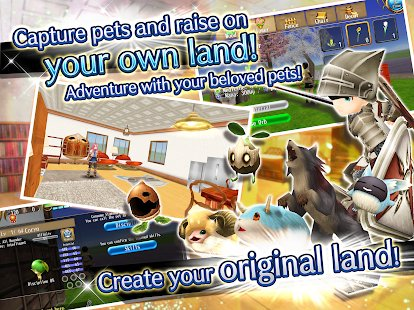 Screenshot RPG Toram Online