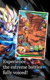 Screenshot DRAGON BALL LEGENDS