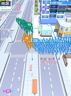 Screenshot Crowd City