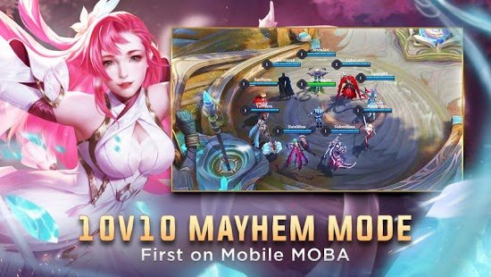 Screenshot Garena AOV - Arena of Valor: Action MOBA