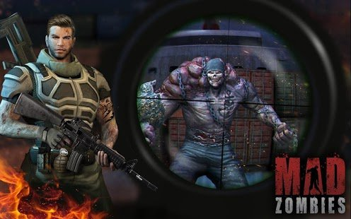 Screenshot MAD ZOMBIES