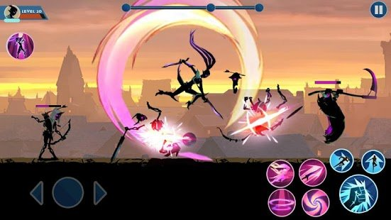 Screenshot Shadow Fighter