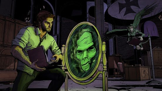 Screenshot The Wolf Among Us
