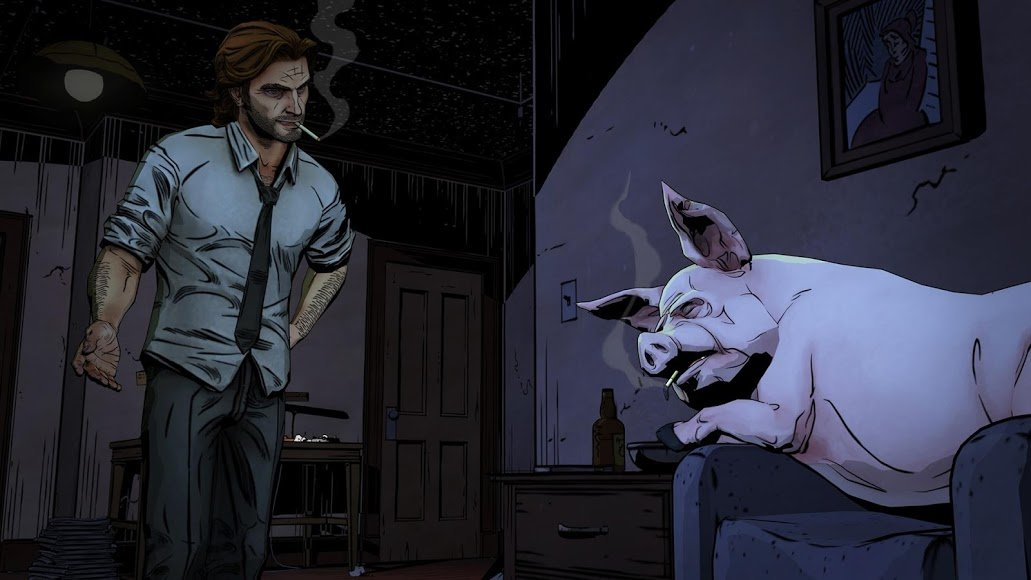 The Wolf Among Us Full Mod Apk