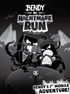 Screenshot Bendy in Nightmare Run