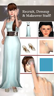 Screenshot Fashion Empire - Boutique Sim