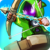 Icon King Of Defense: Battle Frontier (Merge TD)