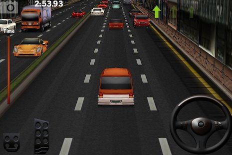 Screenshot Dr. Driving