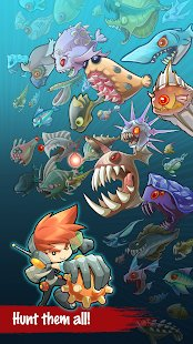 Screenshot Mobfish Hunter