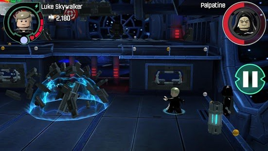 Screenshot LEGO Star Wars: TFA