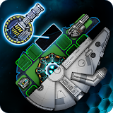 Icon Space Arena: Build & Fight