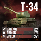 Icon Armor Age: Tank Wars