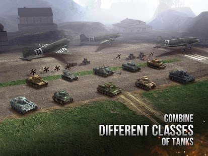 Screenshot Armor Age: Tank Wars