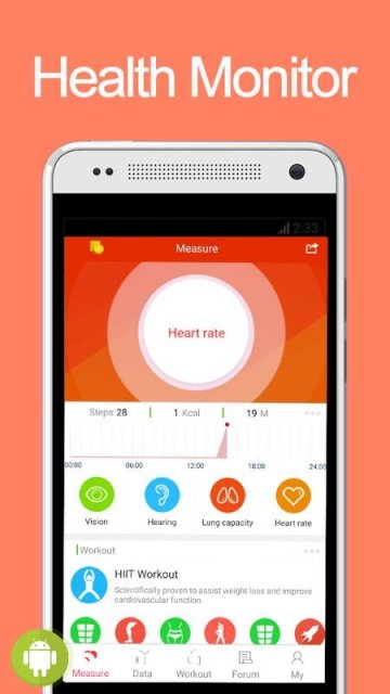 Download iCare Health Monitor FULL 3.9.5 APK for Android