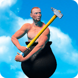 Icon Getting Over It with Bennett Foddy