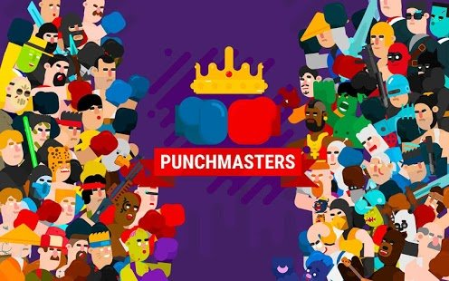 Screenshot Punchmasters