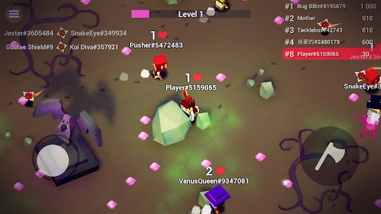 Screenshot AXES.io
