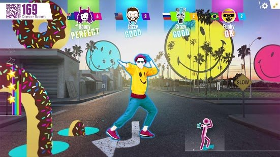 Screenshot Just Dance Now