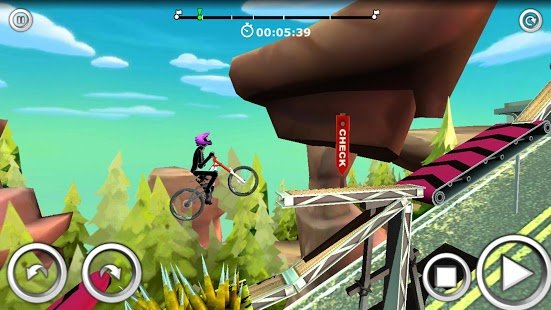 Screenshot Rider Master