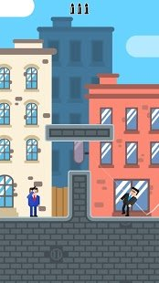 Screenshot Mr Bullet - Spy Puzzles