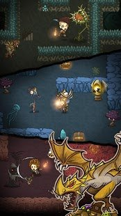 Screenshot The Greedy Cave
