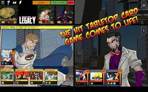 Screenshot Sentinels of the Multiverse
