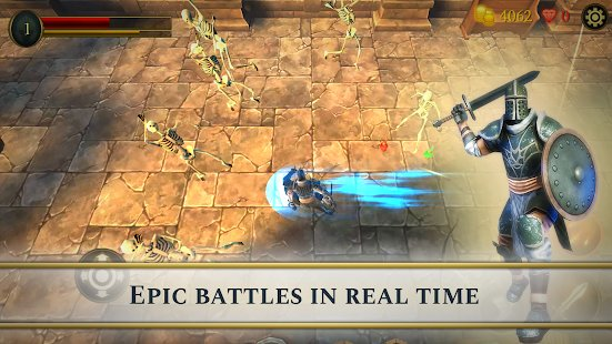 Screenshot TotAL RPG (Towers of the Ancient Legion)