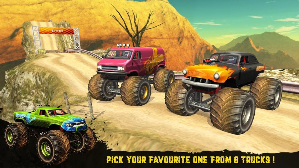 Download 4x4 Offroad Racer Racing Games Mod Unlimited Money Unlocked Varies Wit Apk For Android