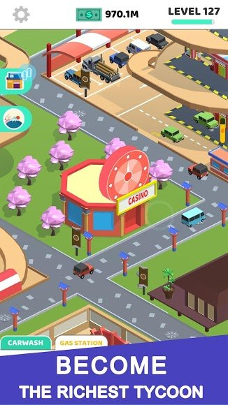 Download Idle Car Tycoon MOD Money 1.21 APK for Android