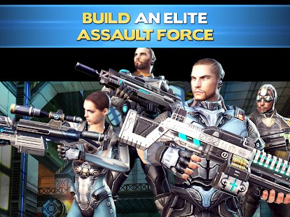 Screenshot Strike Back: Elite Force - FPS