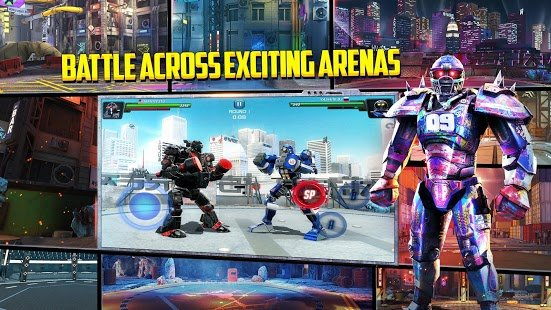 Screenshot World Robot Boxing 2
