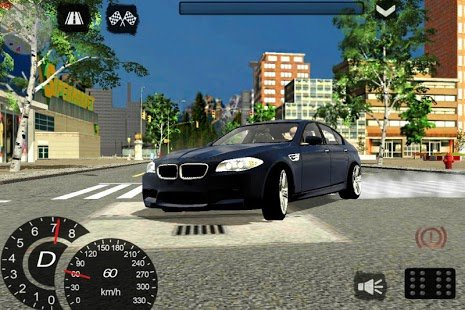Screenshot Real Car Parking HD