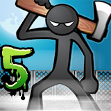 Icon Anger of stick 5: Zombie