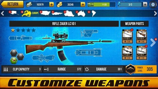 Screenshot Wild Hunt: Sport Hunting Games